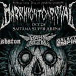 BABYMETAL 追加公演 埼玉スーパーアリーナ DARK NIGHT CARNIVAL 開催決定!!