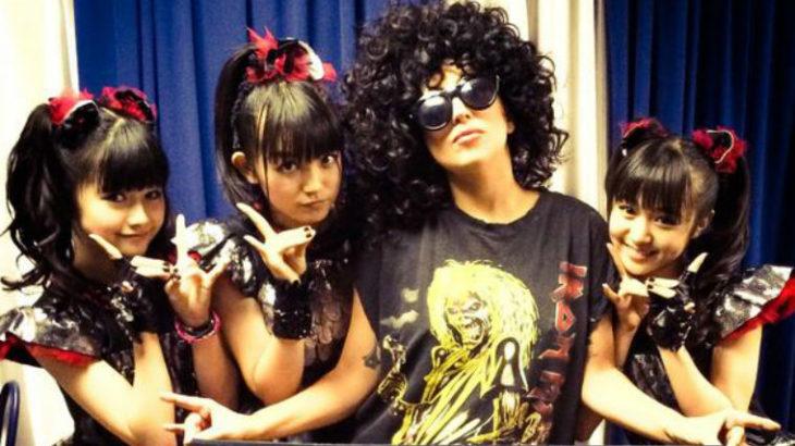 """BABYMETAL レディー・ガガと共演!! 闇と光の間に メタルレジスタンス """"WORLD TOUR 2014"""""""