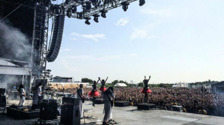 "BABYMETAL サマソニ 2014  ""WORLD TOUR 2014 SUMMER SONIC""【後編】"