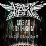 BABYMETAL THE FORUM、Brixton Academy、Aftershock2019 世界征服への道