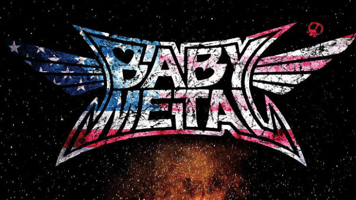 BABYMETAL  World Tour 2019 USA  アメリカを制覇せよ!!