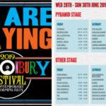 BABYMETAL グラストンベリー 世界最大級の音楽フェスティバルに出演!!